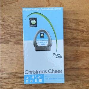 Cricut, Christmas Cheer